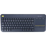 Logitech Wireless Touch Keyboard K400 Plus CZ