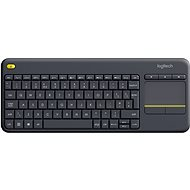Logitech Wireless Touch-Tastatur K400 Plus-UK