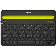 Logitech Bluetooth Multi-Device Keyboard K480 US schwarz