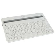 Logitech Bluetooth Multi-Device Keyboard K480 US weiß