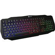 C-TECH Arcus CZ/SK - Herní klávesnice
