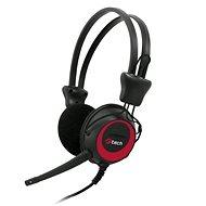 C-TECH MHS-02, černo-červená