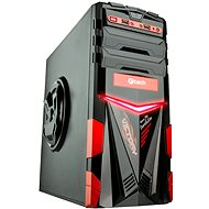 C-TECH ARES black-red