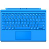 Microsoft Surface Pro 4 Type Cover Bright Blue - Keyboard