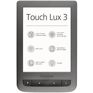 PocketBook 626 (2) Touch Lux 3 Gray