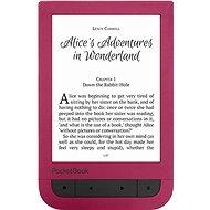 PocketBook Touch HD (PB 631) červený - Elektronická čtečka knih