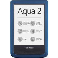 PocketBook 641 Aqua 2 modrá - Elektronická čtečka knih