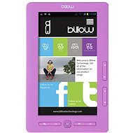 Approx Billow ebook E2TP purpurová - Elektronická čítačka kníh