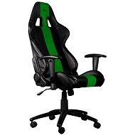 C-TECH PHOBOS schwarz-grün - Gaming Stühle