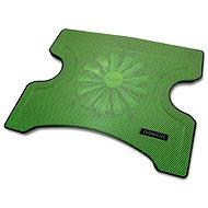 C-Tech Omega Laptop Cooler Pad (Fridge) zelená