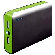 Omega 6000mAh zöld - Power Bank