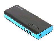 C-Tech Omega 8000mAh schwarz und blau