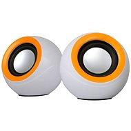 OMEGA Probe 2.0, 6W, bílo-oranžové