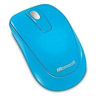 Microsoft Wireless Mobile Mouse 1000 Cyan Blue