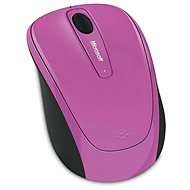 Microsoft Wireless Mobile Mouse 3500 Artist Pink (Limited Edition)