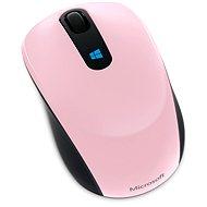 Microsoft Sculpt Mobile Mouse Wireless, růžová