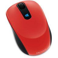 Microsoft Sculpt Mobile Mouse Wireless, červená