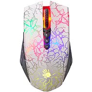 A4tech Bloody A60 Blazing V-Track Core 2 White - Mouse