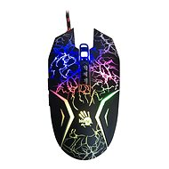 A4tech Bloody N50 Neon black with neon backlight - Mouse