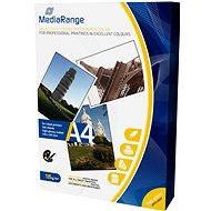 MEDIARANGE A4 100 listů, lesklý - Fotopapír
