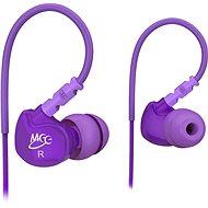MEElectronics M6 fialová - Sluchátka