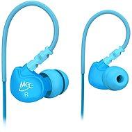 MEElectronics M6 modrá - Sluchátka