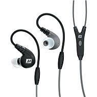 MEElectronics M7P černá - Sluchátka s mikrofonem