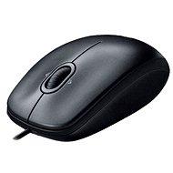 Logitech Mouse M100 čierna
