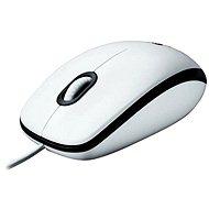 Logitech Mouse M100 White - Mouse
