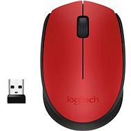 Logitech Wireless Mouse M171 rot