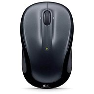 Logitech Wireless Mouse M325 Dark Silver - Maus