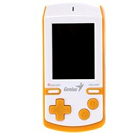 Pocket Game for Portable Gamers GENIUS Heeha 300 silver-black