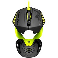 Mad Catz RAT 1 black-green