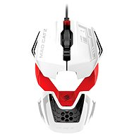 Mad Catz RAT 1 white-red