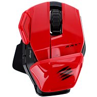 Mad Catz RAT M red
