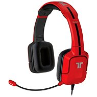 TRITTON PS3 KUNAI Stereo Headset červený