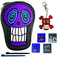 Mad Catz DSi Skellramic Skull Pak