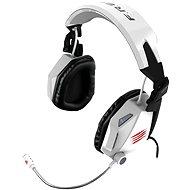 Mad Catz F.R.E.Q. 5 bílý - Headset