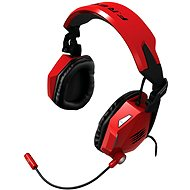 Mad Catz F.R.E.Q. 5 červený - Headset