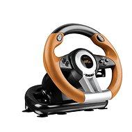 SPEED LINK DRIFT O.Z. Racing Wheel schwarz-orange - Lenkrad