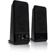 SPEED LINK EVENT Stereo Speakers black - Reproduktory