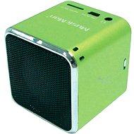 TECHNAXX MusicMan Mini zelený - Přenosný reproduktor