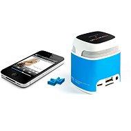 TECHNAXX Musicman Makro Bluetooth Soundstation NFC-X6 modrý - Bezdrátový reproduktor