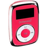 INTENSO MUSIC MOVER 8GB růžový - MP3 přehrávač