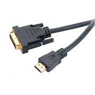AKASA DVI-D na HDMI 2m