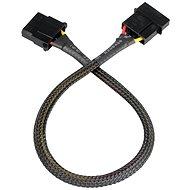 AKASA AK-CBPW02-30 4 pin Molex teljesítmény 0,3 m - Töltőkábel