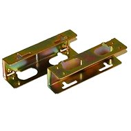 "Mounting plate for HDD 3.5 ""to 5.25"" bay"