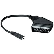 Hama SCART Audio Black