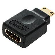 ROLINE HDMI A(F) --> miniHDMI (M), zlacené konektory - Redukce