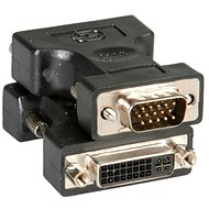 ROLINE DVI VGA, DVI-A (F) - MD15HD - Adapter